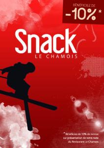 Sandwicherie Le Chamois - La Toussuire